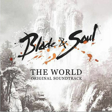 BLADE AND SOUL (BNS) THE WORLD OST [ORGINAL MMORPG] 3 CD Mp3@320