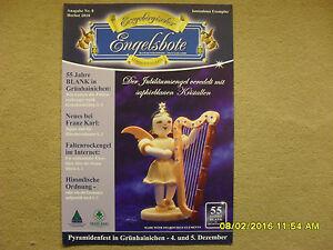 Blank Engel - Magazin ---- Engelsbote Ausgabe 8 - Herbst 2010 - <span itemprop='availableAtOrFrom'>Leipzig, Deutschland</span> - Blank Engel - Magazin ---- Engelsbote Ausgabe 8 - Herbst 2010 - Leipzig, Deutschland