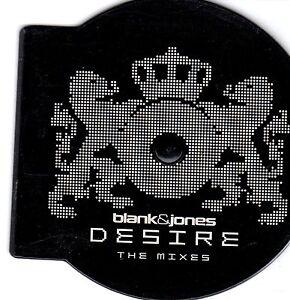 Blank & Jones -Desire Ltd.Edition-C-Shell-Cover - 6 Tracks - Wedel, Deutschland - Blank & Jones -Desire Ltd.Edition-C-Shell-Cover - 6 Tracks - Wedel, Deutschland