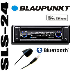 blaupunkt toronto 420 bt bluetooth radio cd usb iphone 4. Black Bedroom Furniture Sets. Home Design Ideas
