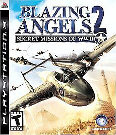 Blazing Angels 2: Secret Missions of WWI...