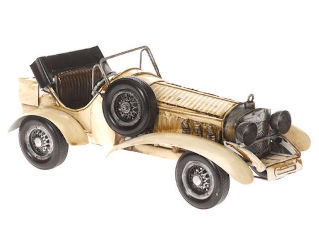 Modellauto Spielzeugauto Blechauto Oldtimer Blau