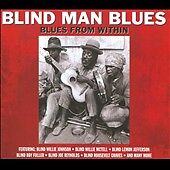 Blind Man Blues by Various Artists (CD, ...