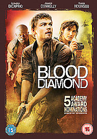 Blood Diamond (DVD, 2007)