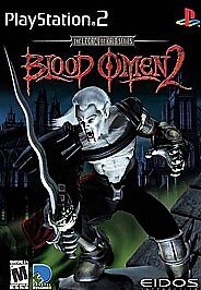 Blood Omen 2  (Sony PlayStation 2, 2002)