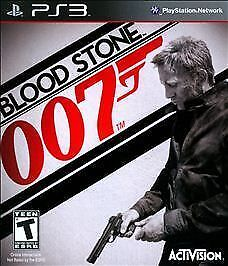 Blood Stone 007  (PlayStation 3, 2010)