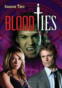 Blood Ties: Season Two (DVD, 2009, 3-Dis...