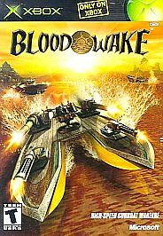 Blood Wake  (Xbox, 2002)