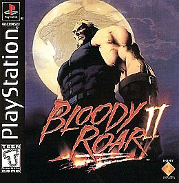 Bloody Roar II  (PlayStation, 1999)
