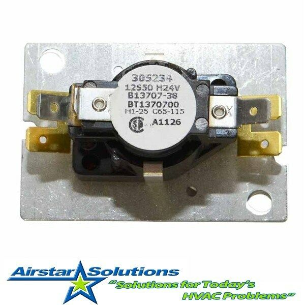Trane time delay relay location dayton time delay relay for Relay switch for blower motor