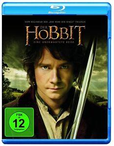 Blu-ray-Der-Hobbit-Eine-unerwartete-Reise-NEU-OVP-Der-Herr-der-Ringe