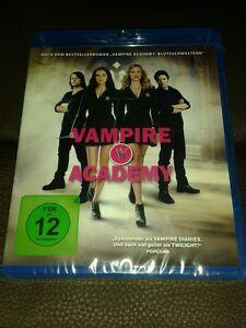 Blu-ray-VAMPIRE-ACADEMY-neuwertig-sammeln-spart-Porto