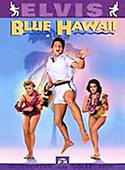 Blue Hawaii (DVD, 2000, Sensormatic Anam...