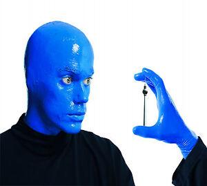 blue man group event gutschein 2 tickets 2 tage berlin mit hotel parken gratis ebay. Black Bedroom Furniture Sets. Home Design Ideas