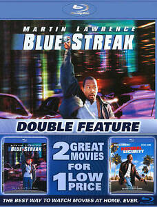 Blue Streak/National Security (Blu-ray D...