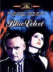 Blue Velvet (DVD, 2000, Widescreen)