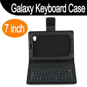 Bluetooth-Keyboard-Leather-Case-for-Samsung-Galaxy-Tab-7-inch-Tablet