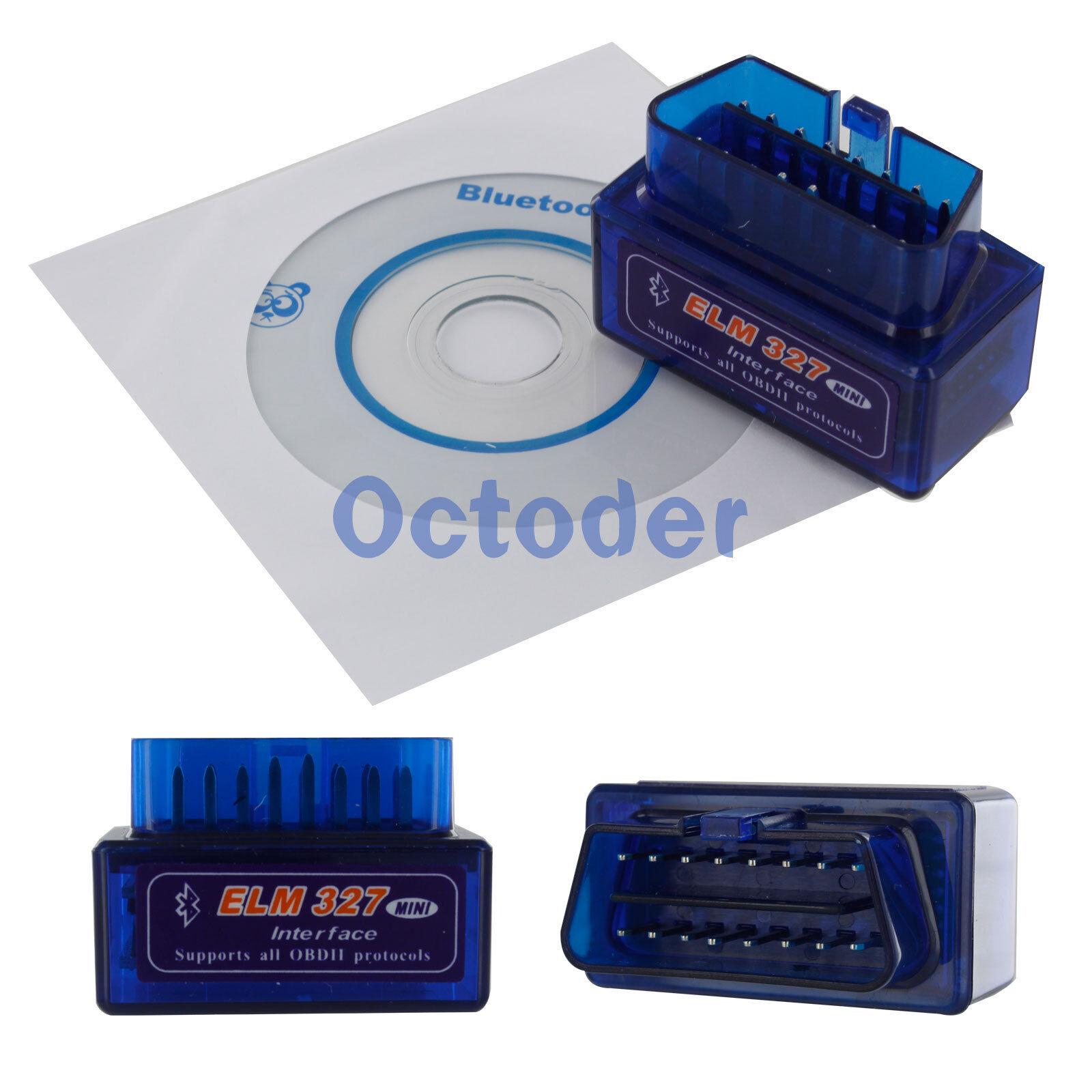 Bluetooth OBD-II Scanner