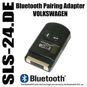 bluetooth pairing fse adapter vw volkswagen golf passat. Black Bedroom Furniture Sets. Home Design Ideas