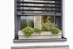 blumenkastenhalterung befestigung ohne bohren blumen fenster blumenkasten ebay. Black Bedroom Furniture Sets. Home Design Ideas
