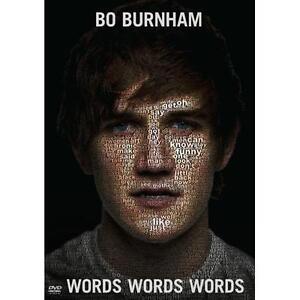 Bo Burnham: Words, Words, Words (DVD, 20...