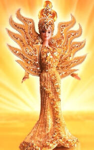 Bob Mackie Goddess of the Sun 1995 Barbi...