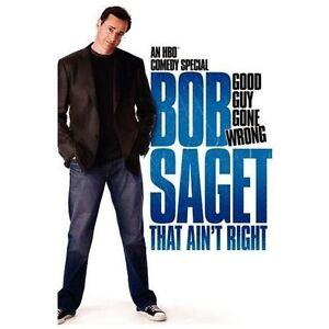 Bob Saget - That Ain't Right (DVD, 2007)