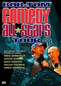 The Bob & Tom Comedy All Stars Tour (DVD...