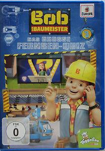 Bob der Baumeister 3 Das große Fernseh-Quiz 4 Folgen DVD im neuwertigen Zustand - Deutschland - Bob der Baumeister 3 Das große Fernseh-Quiz 4 Folgen DVD im neuwertigen Zustand - Deutschland