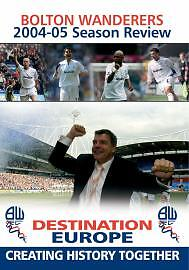 Bolton Wanderers - Season Review 2004/20...