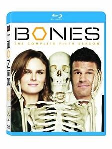 Bones: The Complete Fifth Season (Blu-ra...