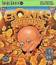 Bonk's Adventure  (TurboGrafx-16, 1990)