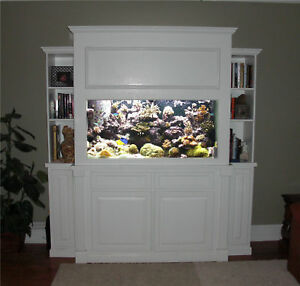 Finally Building My Aquarium Stand And Setting Up My Reef