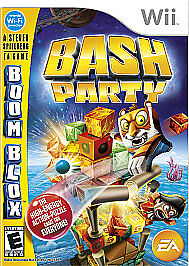 Boom Blox: Bash Party  (Nintendo Wii, 20...
