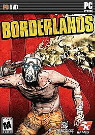 Borderlands  (PC, 2009)