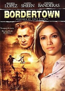 Bordertown (DVD, 2008)