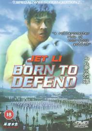Born To Defend (DVD, 2000)