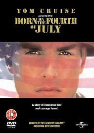 Born On The Fourth Of July (DVD, 2003)