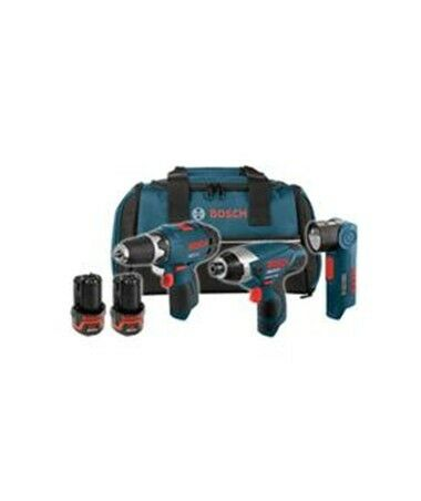 Bosch CLPK30-120 12V Max 3-tool Lithium Combo Kit in Specialty Services, Home Improvement Services, Electrical | eBay