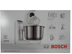 bosch k chenmaschine mum 4880 600 watt mixer entsafter edelstahl sch ssel neu ebay. Black Bedroom Furniture Sets. Home Design Ideas