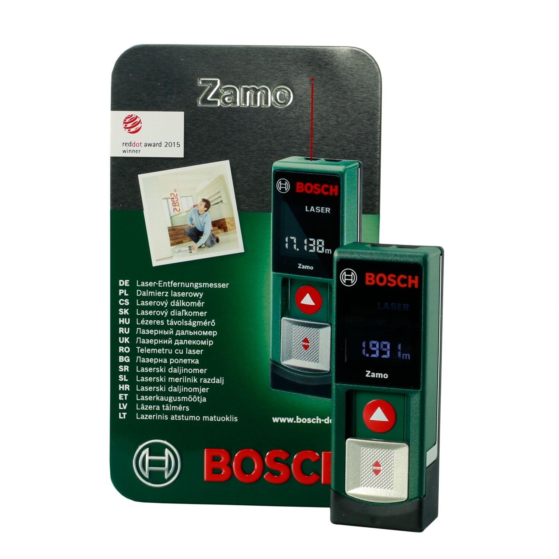 bosch laser meter zamo (plr 20) rangefinder new | ebay