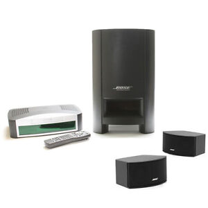 Bose 3·2·1 GS Series III 2.1 Channel Hom...