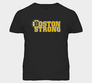 Boston Marathon on Boston Strong Bruins Hockey Marathon Salute T Shirt   Ebay