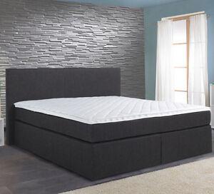 topper boxspringbett 180x200 angebote auf waterige. Black Bedroom Furniture Sets. Home Design Ideas