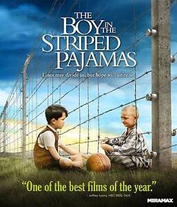 The Boy in the Striped Pajamas (Blu-ray ...