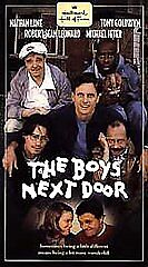 The Boys Next Door (VHS, 1996)