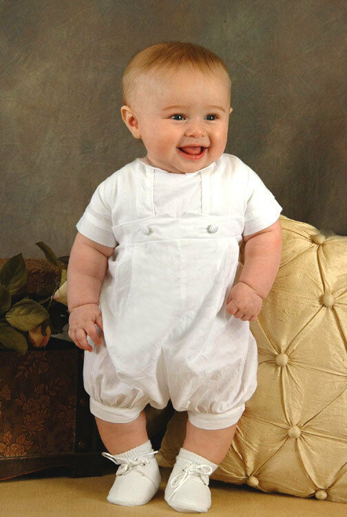 Brady Infant Baby Boys Christening Baptism Outfit Romper On PopScreen  Wallpaper - Gallery Boy Clothes Baby - Kumpulan Boy Clothes Baby Boy Christening Baby Christening Outfit
