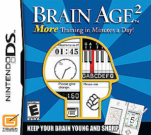 Brain Age 2: More Training in Minutes a ...