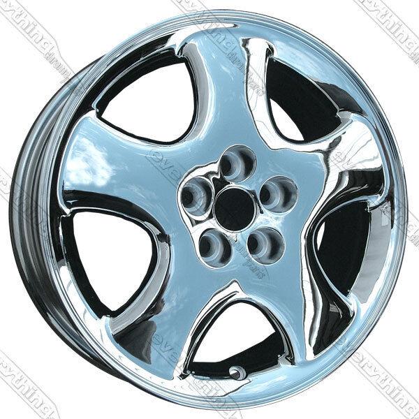 """Brand New 16"""" Chrome Alloy Wheel for 2001 2002 Chrysler PT Cruiser"""