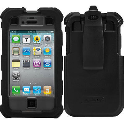 Brand New Ballistic Hard Core HC Series Tough Case for iPhone 4/4S Black/GRAY in Cell Phones & Accessories, Cell Phone Accessories, Cases, Covers & Skins | eBay